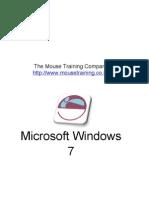 Upgrade Windows 7 Mouse Training