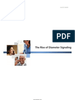 The Rise of Diameter Signaling WP