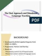 Situational Language Teaching