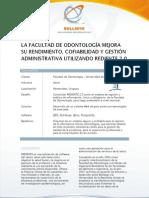 Caso de éxito historia clínica electrónica - Facultad de Odontología