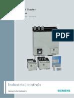Manual Soft Starter 3RW44 En