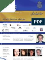 Programm_43 Wuerzburger Bachtage