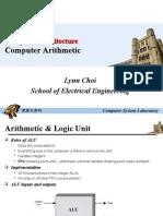 Computer Arithmetic Modified