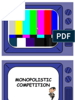 Monopolistic Competition Power Point