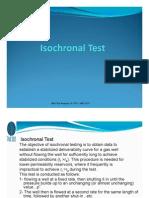 8- Isocronal Test