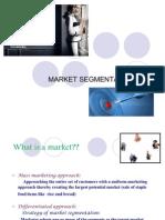 - Market Segment