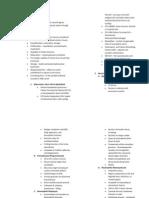 Hematology - Leukopoiesis Notes