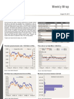 India Infoline Weekly Wrap