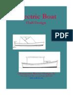 Electric Boat Hull Design E Book