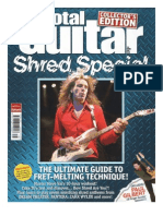 Total Guitar Shred Special