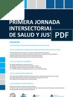Jornada Inter Ministerial de Salud y Justicia