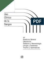 47358312 Manual de Transfusiones Oms