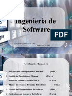 I - Introduccion Ingenieria de SW