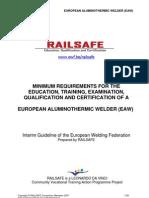 2 - RAILSAFE Guideline Final