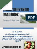 CONSTRUYENDOMADUREZ Alejandro Nava