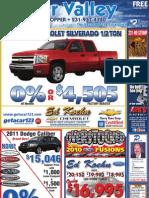 River Valley News Shopper, August 22, 2011