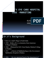 Aravind's Eye Care Hospital