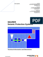 Maurer Seismic Protection II