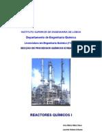 Reactores Químicos I