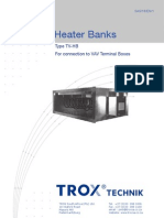 Heater Banks TV HB