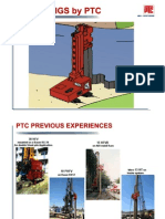 ERKE Group, PTC Piling Rigs