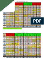 Ligarecord 08-09 (Versão Compativel Excell 97-2003)
