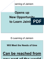E-Learning of Jainism Presentation
