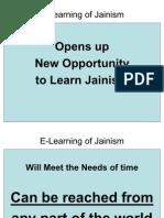 E-Learning of Jainism Presentation