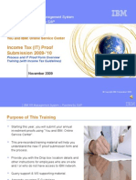 2009 11 19 India Income Tax Proof Submiss