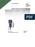 YSI 550ADO Manual