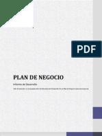 Formula Rio Plan de Negocio