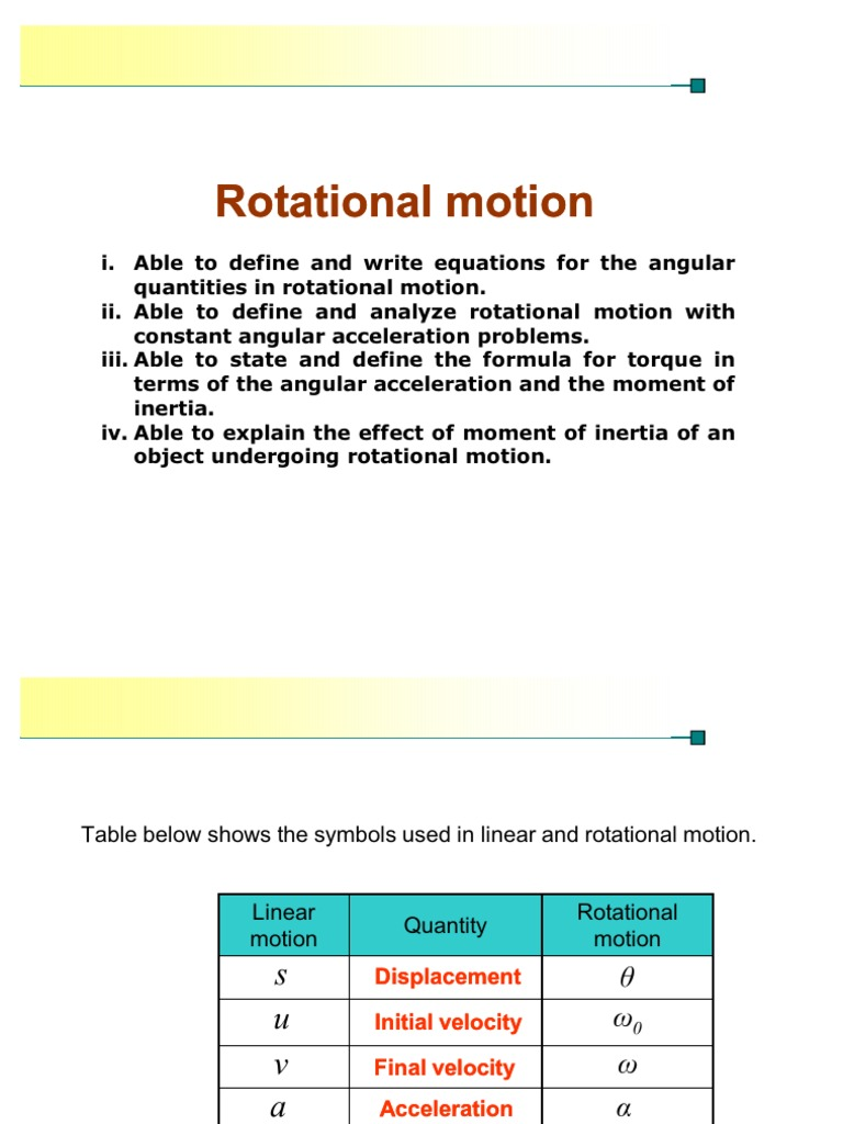 Chapter 7 rotational motion lecturer rotation around a fixed chapter 7 rotational motion lecturer rotation around a fixed axis acceleration biocorpaavc