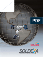 Soldexa Brochure 2009-2010