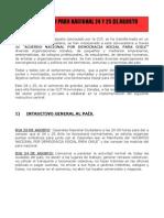 INSTRUCTIVO PARO 24 Y 25 DE AGOSTO