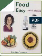 PDF-Raw Food Made Easy-Recipe Book