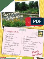 Pines Village Summer Newsletter