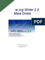 BrOffice.org Writer Mala Direta