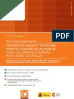 Boletín Nº01 - Caso Gelman c Uruguay - analisis de la sentencia de la Corte Interamericana
