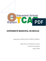 Expediente Municipal de Mocoa