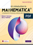 Bruce F Torrence-The Student's Introduction to Ma Thematic A - A Handbook for Pre Calculus, Calculus, And Linear Algebra-CUP(2009)