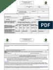 Nomination Form for Boys Cricket Trials 2011