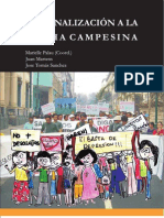 Criminalización a la lucha campesina - PortalGuarani