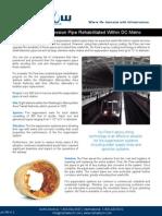 DC Metro - Print Quality