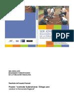 Ser joven hoy - Realidades y percepciones de la Población - PortalGuarani