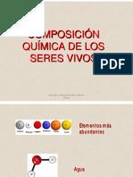5-COMPOSICION QUIMICA DE LAS CÉLULAS