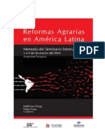 Reformas Agrarias en América Latina - PortalGuarani
