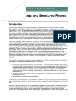 SP CMBS Legal and Structured Finance Criteria