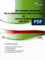 Org a Municipal