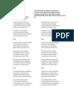 Letra Actual Del Himno Nacional de Guatemala