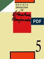 Revista Brasileira de Literatura Comparada - 05